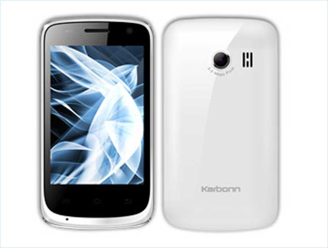 02 Cheapest Android Smart Phones Costs less than 7000 Karbon A 1
