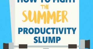 8 Tips to Fight the Summer Productivity Slump
