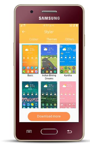 The first Tizen powered 4G smartphone, Samsung Z2 - Doorsanchar