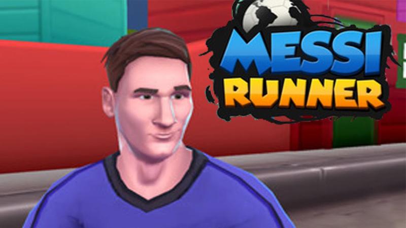 Messi runner mobile game launched - Doorsanchar