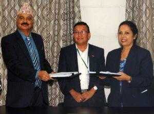 NTA, NT sign agreement to lay optical fiber along Midhills highway - Doorsanchar