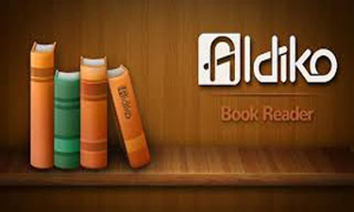 Best ebook reader apps Aldiko - Doorsanchar