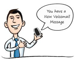 Voice Mail to enhance 24 hour communication