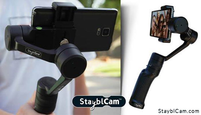 Create professional mobile videos wherever you go with Stayblcam - Doorsanchar