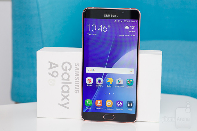 Ten smartphones that are about to hit market in 2017 -Samsung Galaxy A9 - Doorsanchar