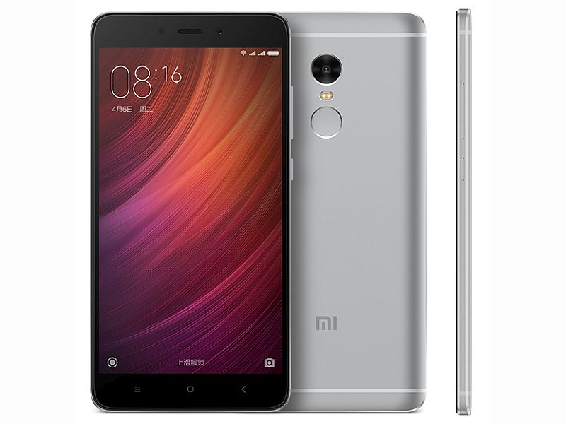 Ten smartphones that are about to hit market in 2017 -Xiaomi Redmi Note 4 - Doorsanchar