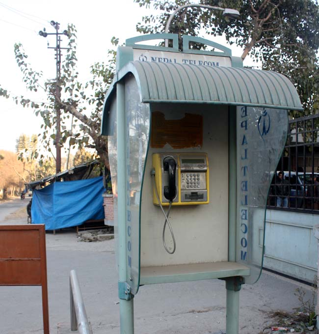 The worst telephone booths - Doorsanchar
