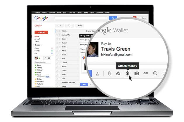 send money via gmail Gmail Money Trnasfer Google Wallet