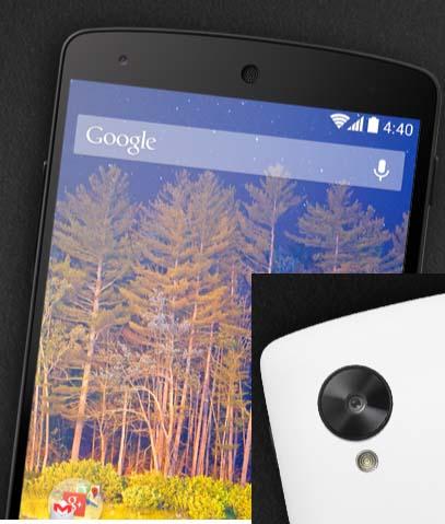 Nexus 5 on monthly plan RS 4338 - Doorsanchar