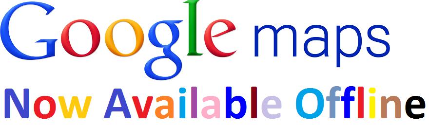 Use Google Map offline on Android & iOS - Doorsanchar