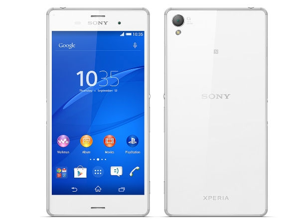 01 Best Smartphones in Indian Market to buy in this Festive Season Sony Xperia Z3