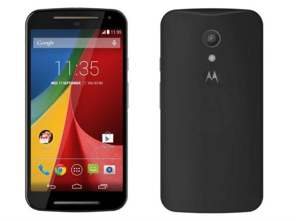 04 Best Smartphones in Indian Market to buy in this Festive Season Motorola New Moto G (2nd Gen)