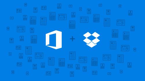 Microsoft Partners with Dropbox for File Sharing - Doorsanchar
