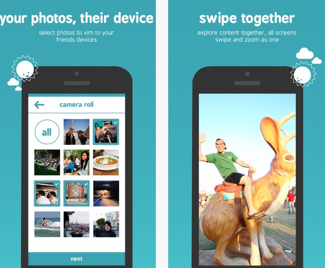 xim-is-a-photo-sharing-app-for-mobile