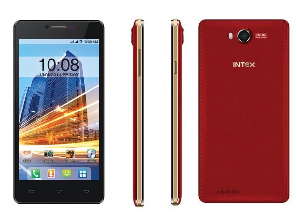 02 Smartphones with best battery backup _ Intex Aqua Power