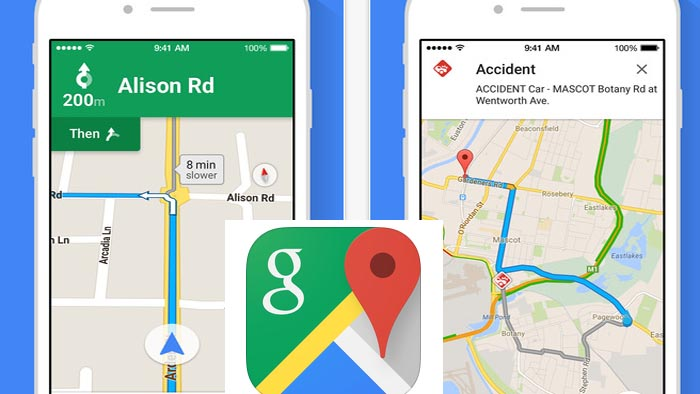 03 Google Maps_3 free iPhone apps to smart Sydney travel
