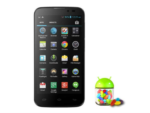 05 Smartphones with best battery backup _ Micromax Canvas Power