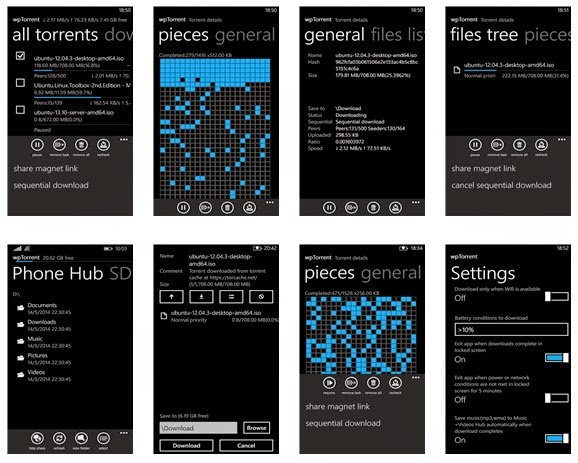 02 Torrent apps for smart phones wpTorrent