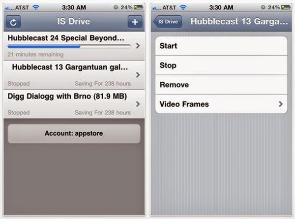 03 Torrent apps for smart phones IS Drive