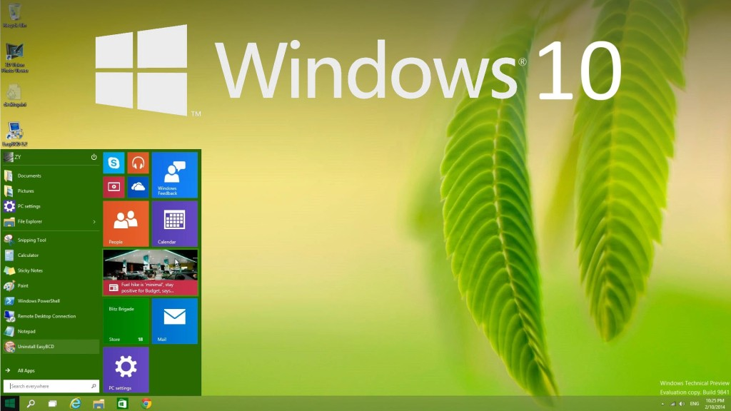 Five stand out features of Windows 10 - Doorsanchar