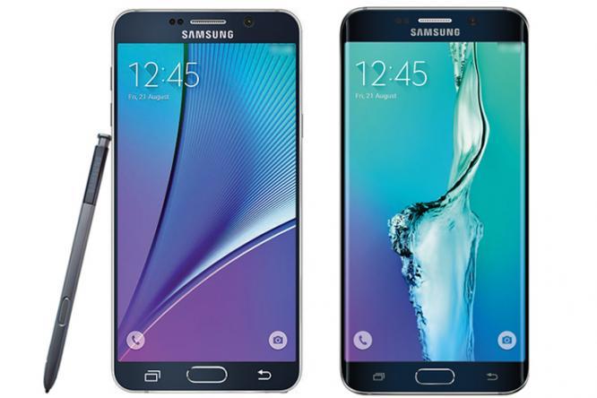 Samsung to launch Galaxy S6 Edge plus & Note 5 today - Doorsanchar