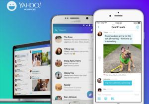 Yahoo's improved messenger - Doorsanchar