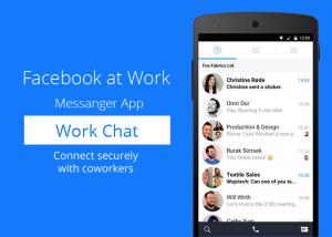Facebook plans to launch 'Work Chat' - Doorsanchar