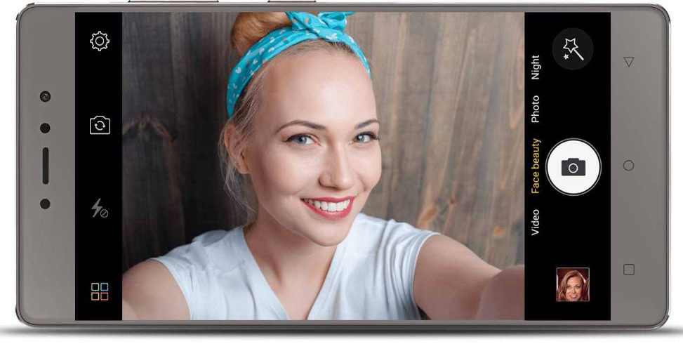 Selfie focused smartphone Gionee S6 - Doorsanchar