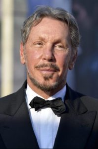 Larry ellison Top 10 richest tech billionaires - Doorsanchar