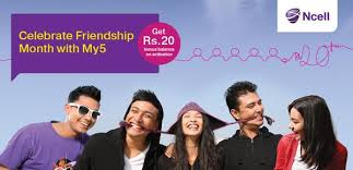 Family and Friends package of Ncell and NT - Doorsanchar