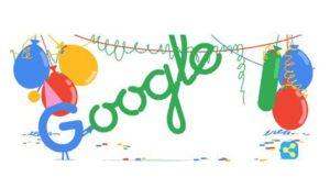 Happy Birthday Google - Doorsanchar